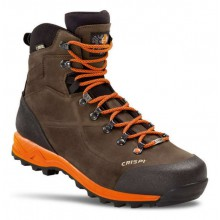 CRISPI VALDRES GTX DARK BROWN HIGH VISIBILITY