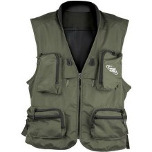 WATER QUEEN GILET PESCA LANCER