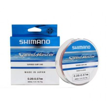 SHIMANO SPEEDMASTER TAPERED SURF LEADER CLEAR