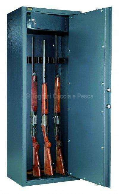 viro armadio portafucili blindato green line | accessori | varie