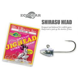 ECOGEAR SHIRASU JIG HEAD