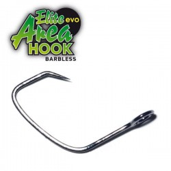OMTD ELITE EVO AREA HOOK BARBLESS OH3200
