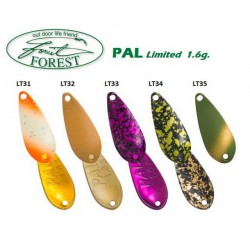FOREST PAL LIMITED 1.6G.