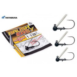 HAYABUSA BRUSH EASY JIG HEADS