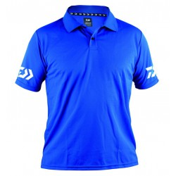 DAIWA POLO SHIRT 51019 BLUE
