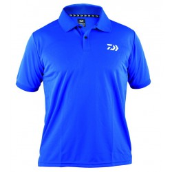 DAIWA POLO SHIRT 51119 BLUE