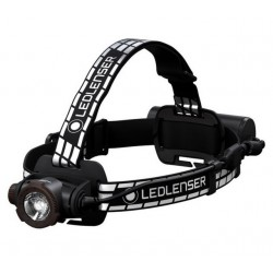 LED LENSER H7R SIGNATURE BLACK