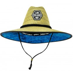 PELAGIC BAJA STRAW HAT HEX BLU