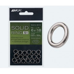 BKK SOLID RING 51