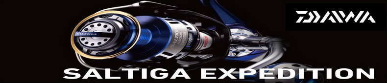 Daiwa New Saltiga Expedition