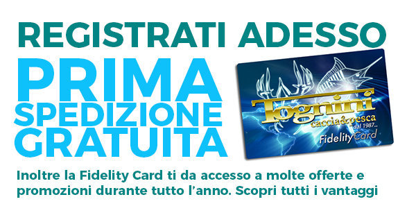 Fidelity Card Tognini