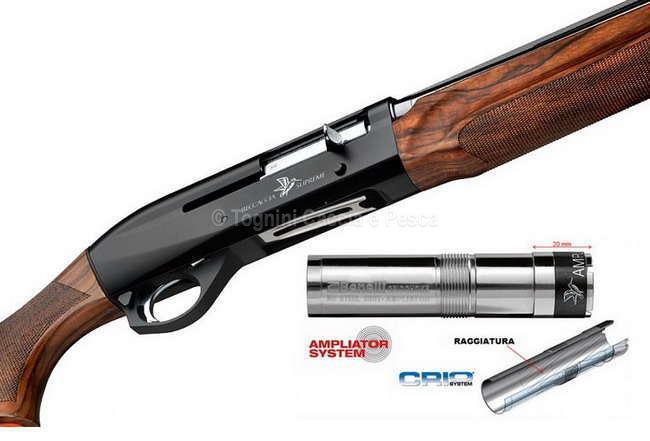 Benelli montefeltro beccaccia supreme tognini caccia e pesca for Costo della costruzione del fucile da caccia